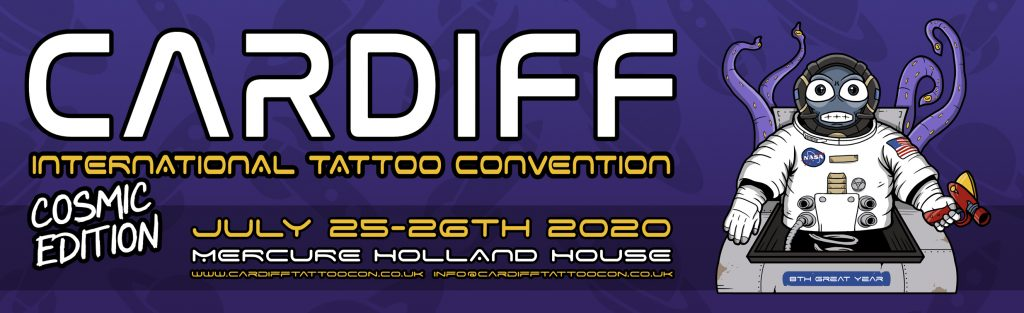 Cardiff International Tattoo Convention